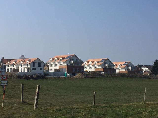 Quartier de villas