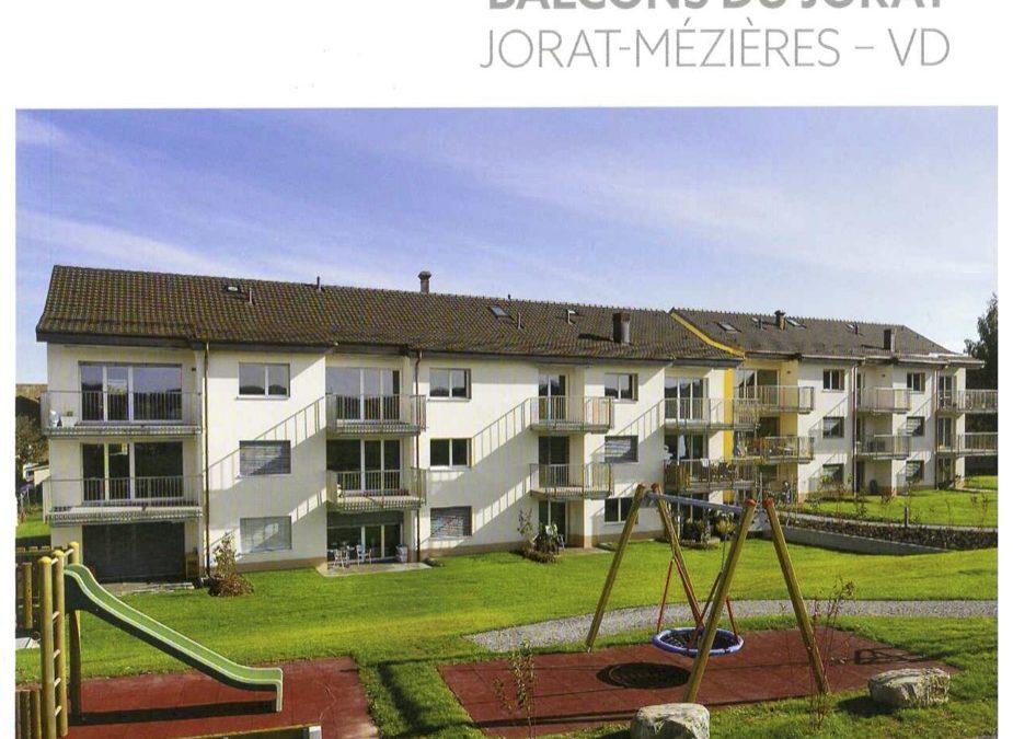Les Balcons du Jorat