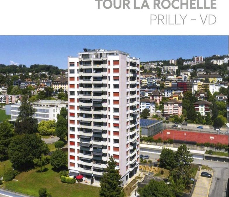 Tour La Rochelle Prilly