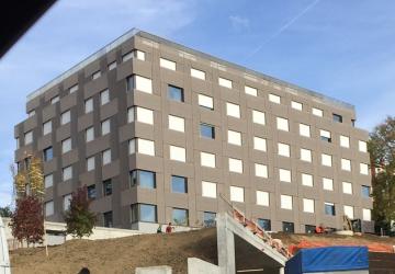 Nettoyage fin de chantier «Hôtel des Patients» à Lausanne