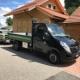 Nouvelle camionnette Espaces verts